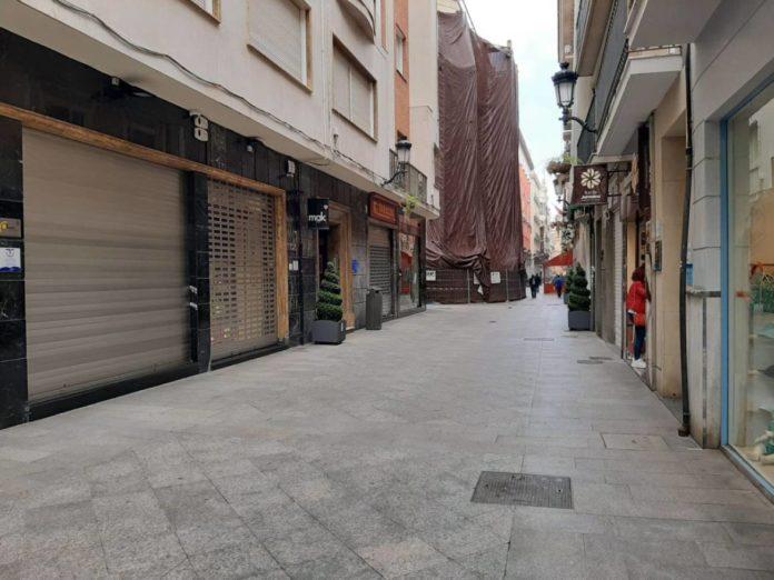 Economía Argentina por pandemia- comercios cerrados