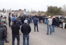 Corte de ruta en Tucumán