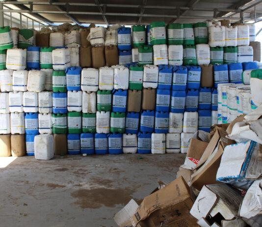 acopio de envases de fitosanitarios