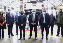 Gobierno- industria automotriz