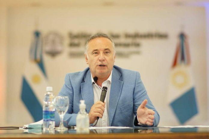 Eduardo Accasrello en Agrolink Radio