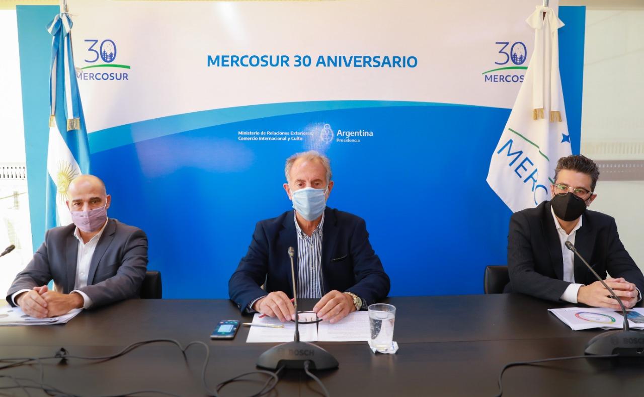 Jorge Neme, Plan de Exportaciones 2021