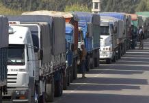 vacunas para choferes de camiones