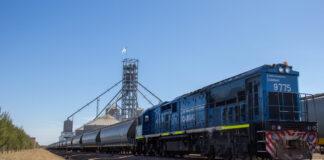 trenes de carga récord
