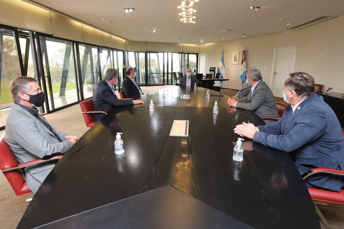mesa de enlace schiaretti
