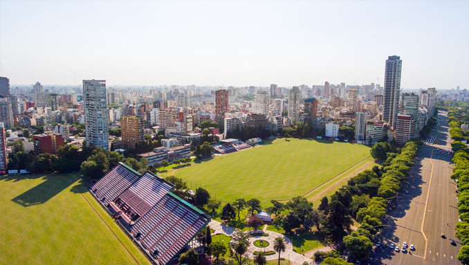 campo de polo argentino