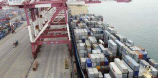 CAA logística marítima