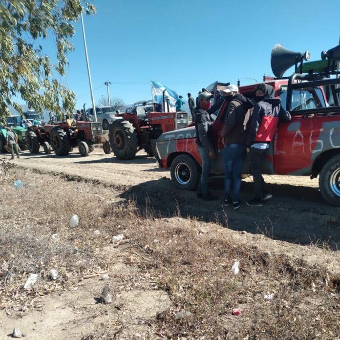 tractorazo san juan