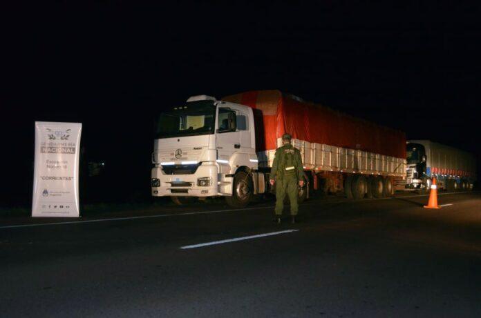 camiones soja