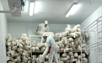 exportación de carne caprina